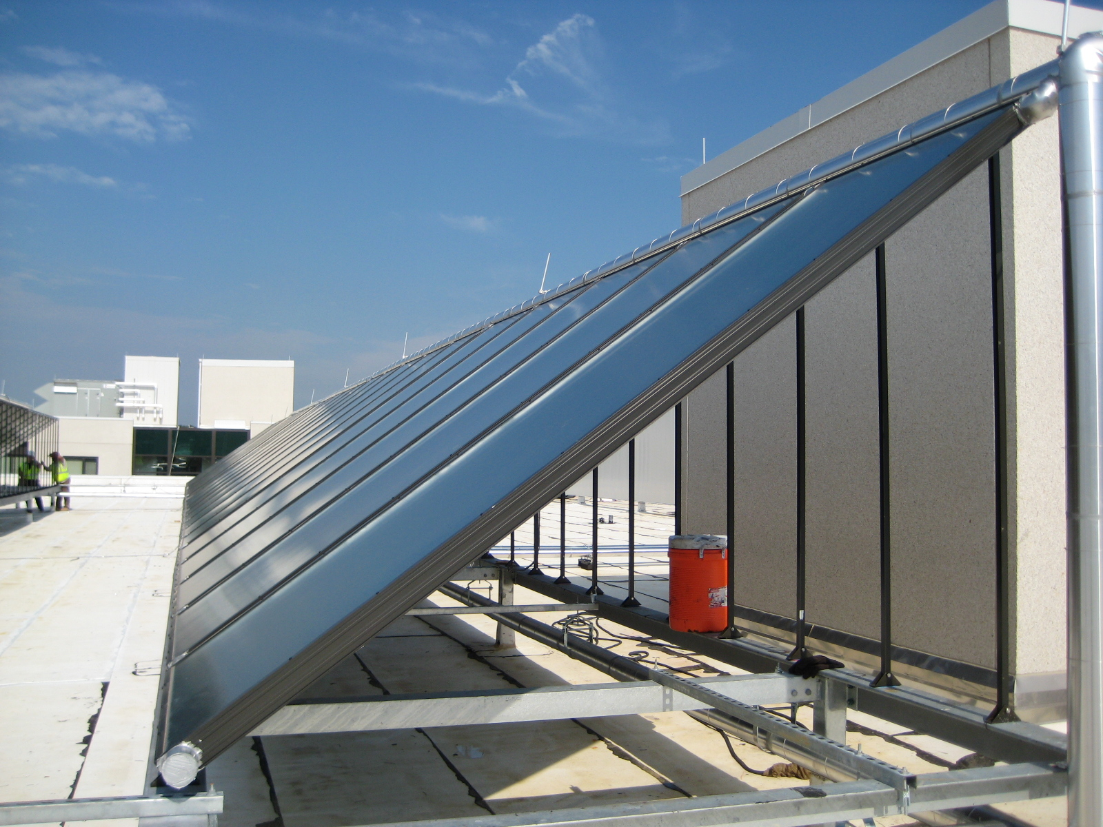 Solar Thermal Systems Definitions