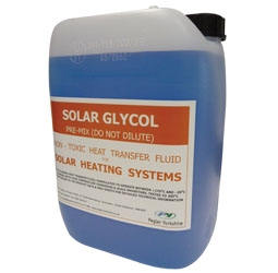 Why Use Glycol In Solar Hot Water Systems